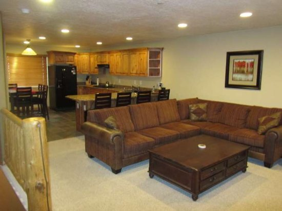 Great Room - Moose Hollow 1307 - Snowbasin Condo